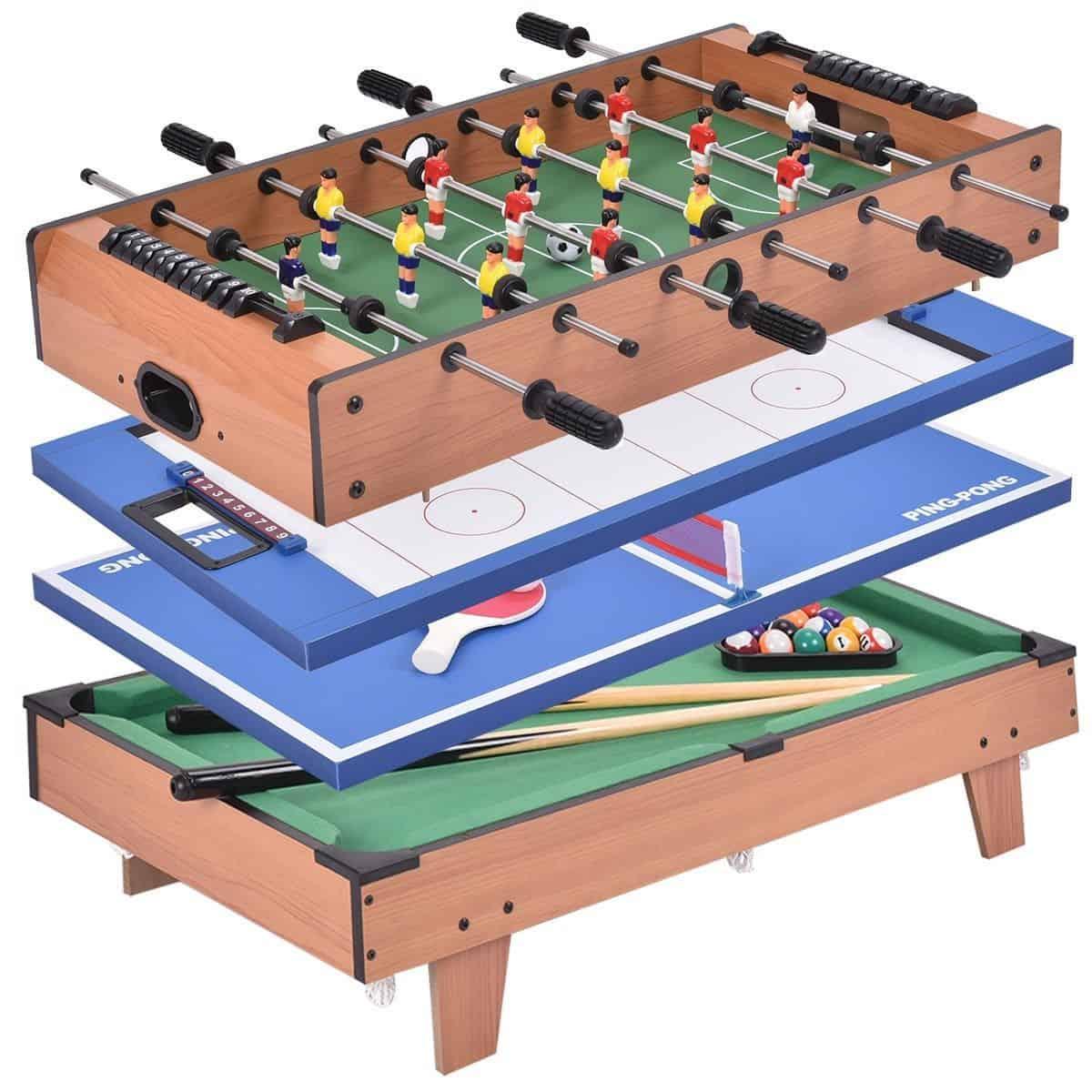 Game Table on www.girllovesglam.com