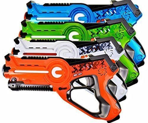 Lazer Tag Game on www.girllovesglam.com