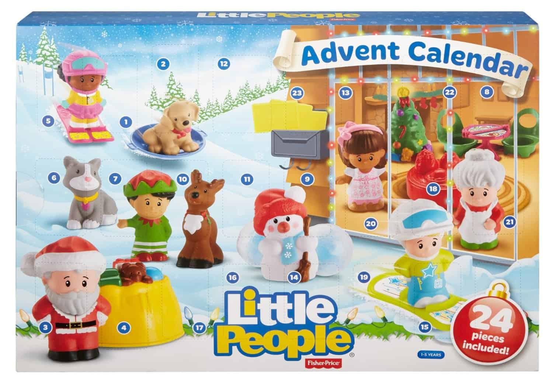 Little People Christmas Advent Calendar