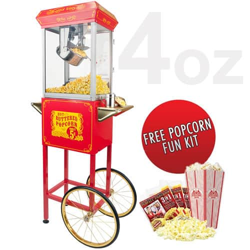 Theater Popcorn Maker