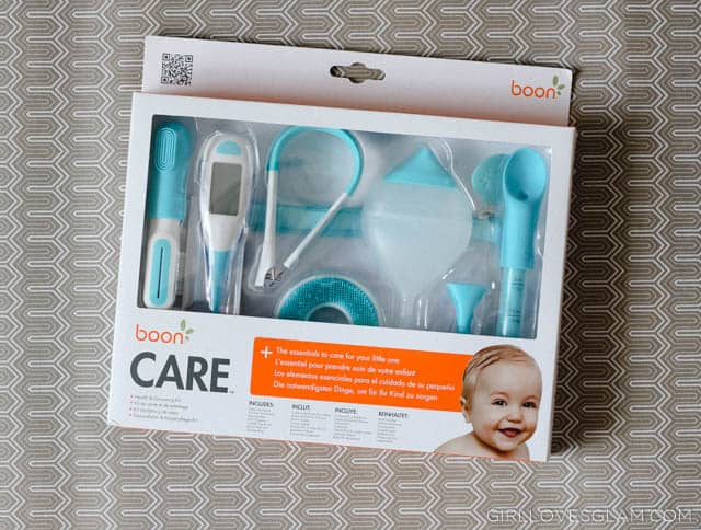 Boon CARE Health and Grooming Kit on www.girllovesglam.com