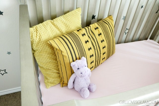 Crib Decor on www.girllovesglam.com