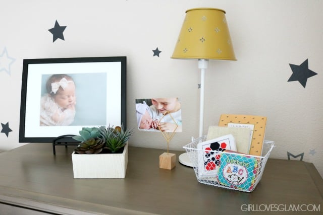 Nursery Decor on www.girllovesglam.com