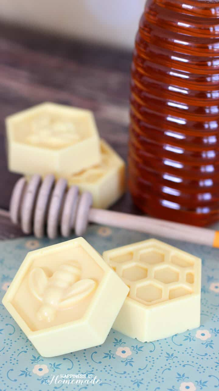 Milk and Honey Soap Gift Idea