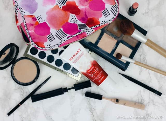 Postpartum Beauty Routine on www.girllovesglam.com