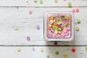 Cotton Candy Fizzy Bath Salts on www.girllovesglam.com