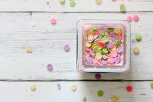 Cotton Candy Fizzy Bath Salts on www.girllovesglam.com