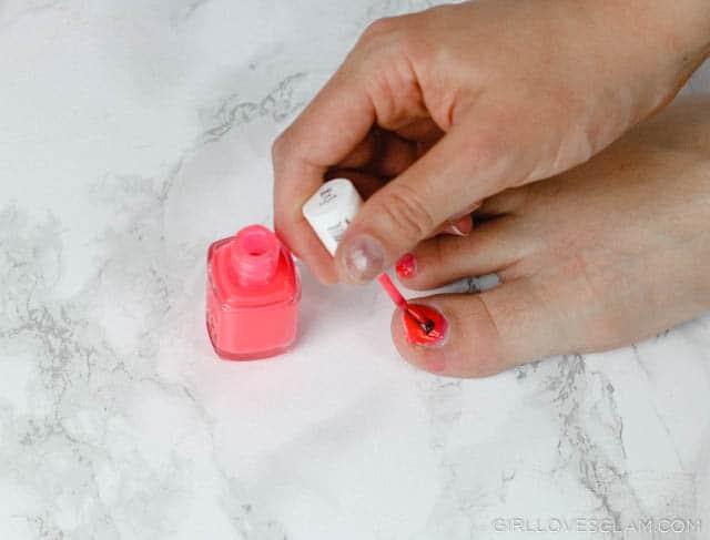 Bright Nail Polish on www.girllovesglam.com