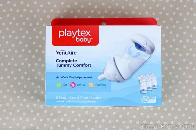 Playtex VentAire Bottles on www.girllovesglam.com