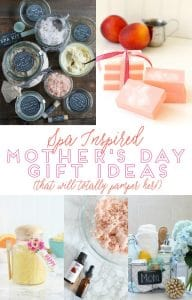 Spa Inspired Mother's Day Gift Ideas on www.girllovesglam.com