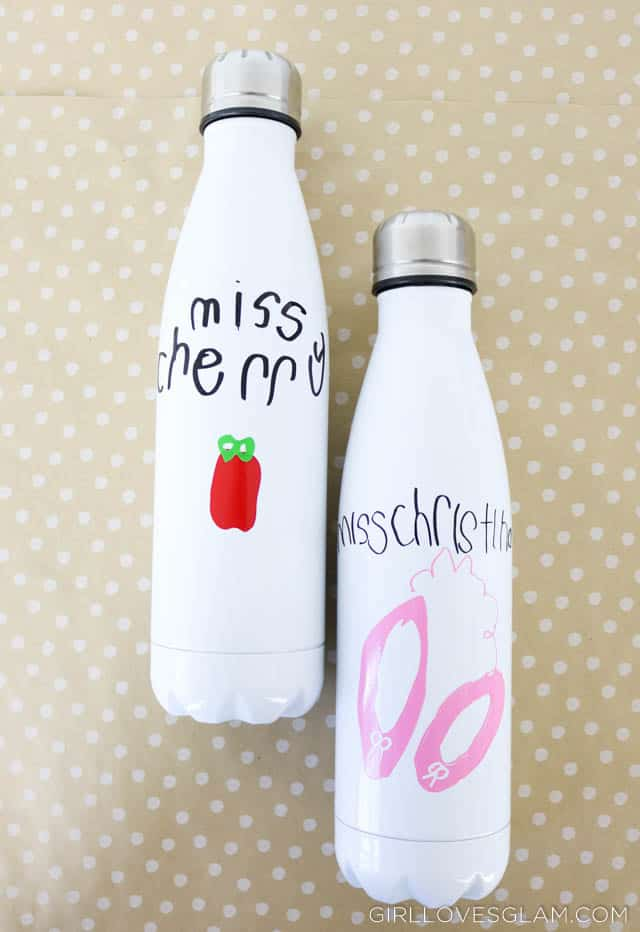 Preschool Teacher and Dance Teacher Gift Ideas on www.girllovesglam.com