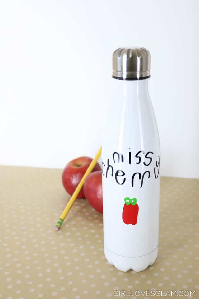 Teacher Appreciation Gift Idea on www.girllovesglam.com