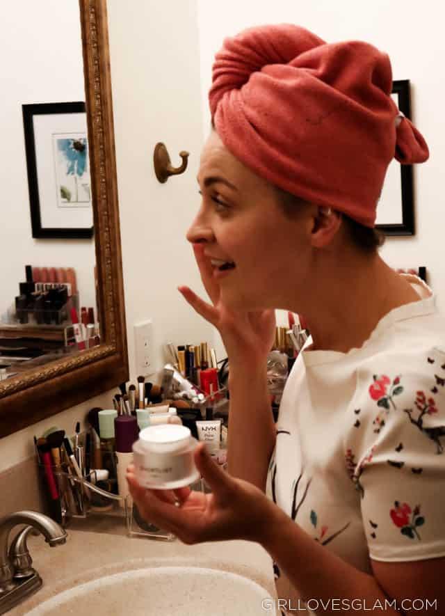 Shortlist Skincare Cream on www.girllovesglam.com