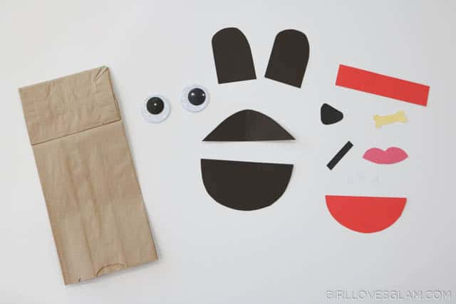 Puppy Dog Pals Puppets Tutorial on www.girllovesglam.com