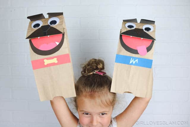 Bingo and Rolly Puppets on www.girllovesglam.com
