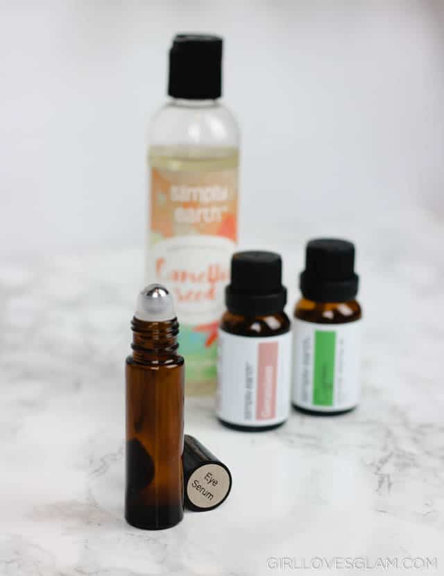 Homemade Essential Oil Cosmetics on www.girllovesglam.com