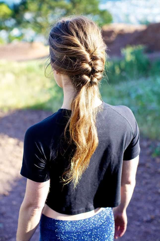 Back Braid
