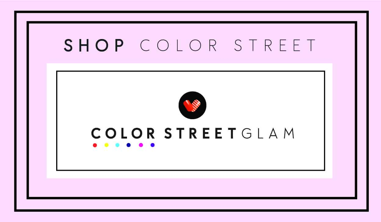 Color Street Store on www.girllovesglam.com