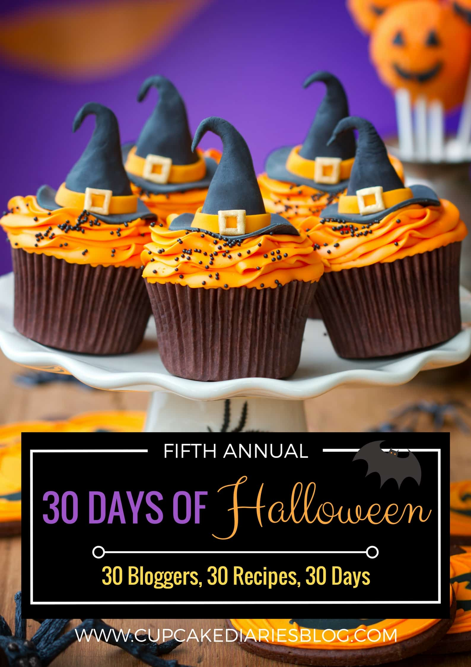 30 Days of Halloween Recipes