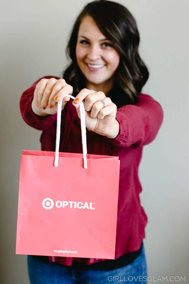 Target Optical on www.girllovesglam.com