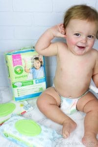 Comforts Diapers and Wipes on www.girllovesglam.com