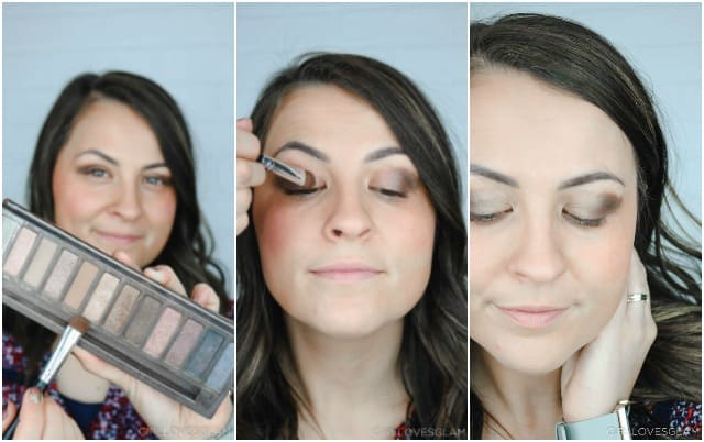 Fall Eyeshadow Step 4 on www.girllovesglam.com