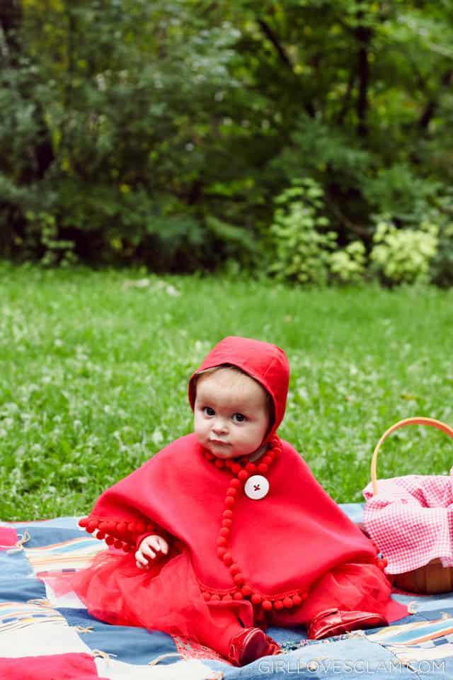 Little Red Riding Hood Costume on www.girllovesglam.com