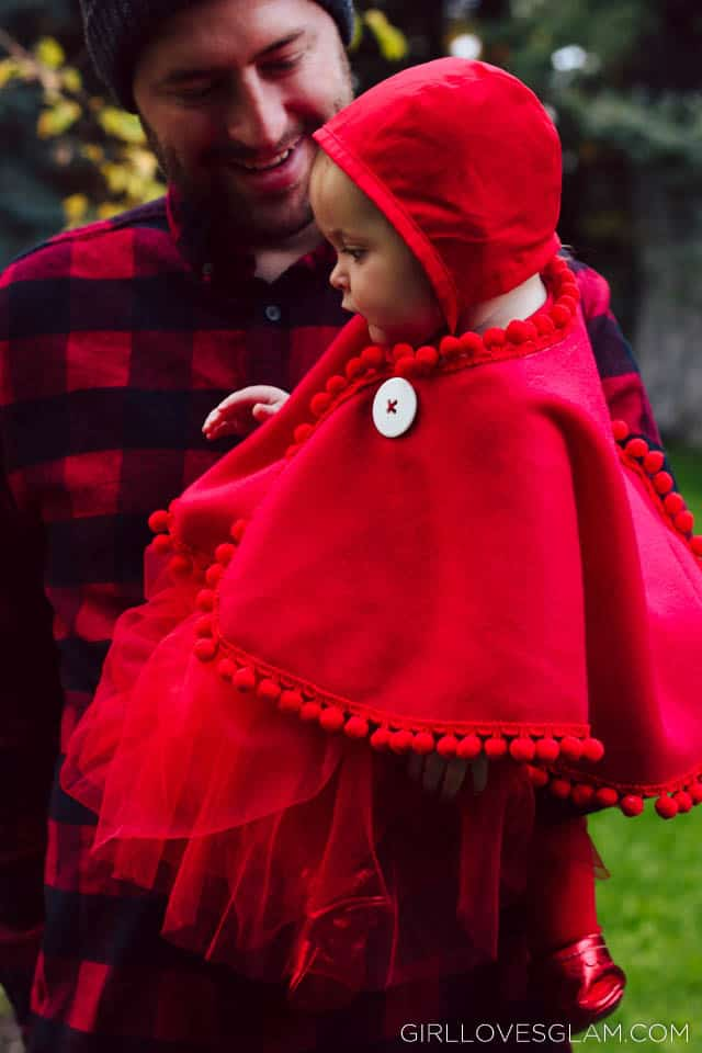 Little Red Riding Hood Costume on www.girllovesglam.com