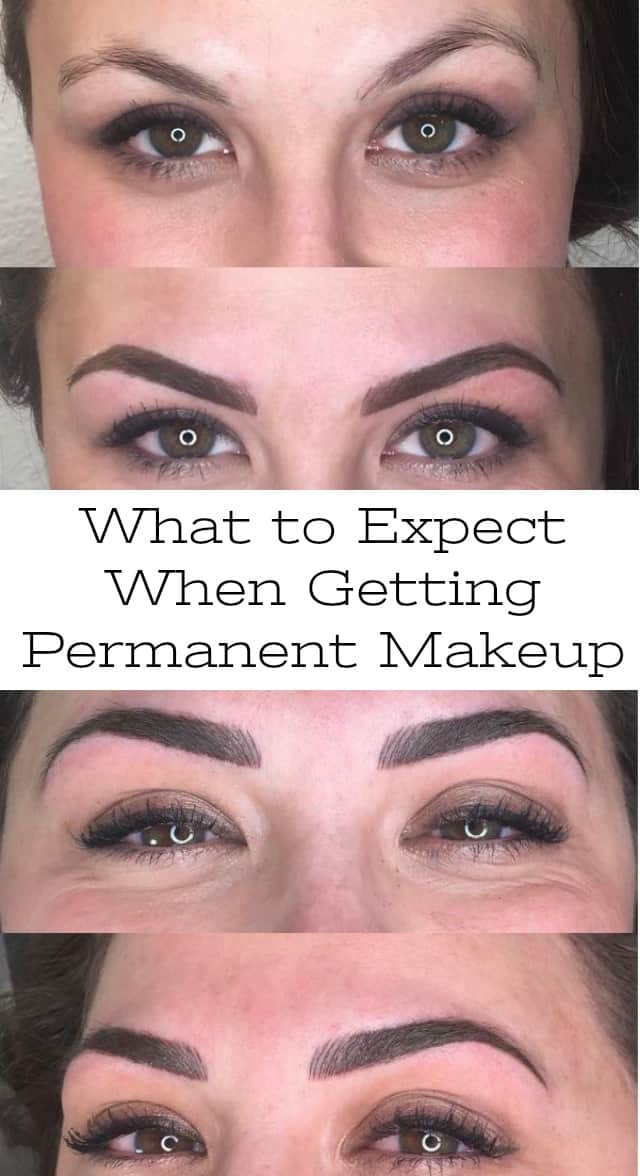 What to Expect When Getting Permanent Makeup on www.girllovesglam.com