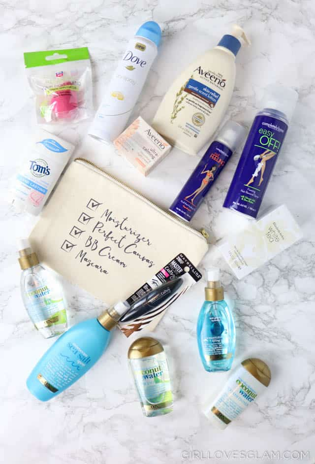 Favorite Things Giveaway on www.girllovesglam.com