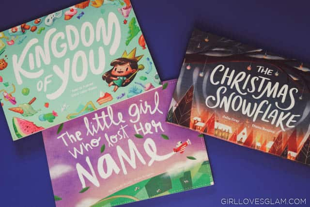 Wonderbly Personalized Children's Books on www.girllovesglam.com