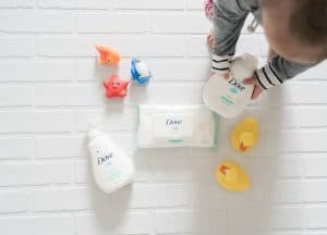 Baby Dove Products on www.girllovesglam.com