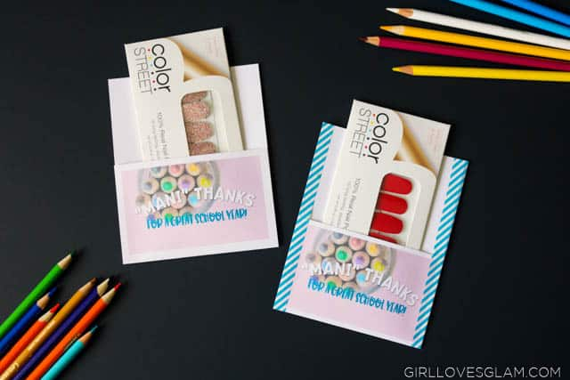 Manicure Gift Idea on www.girllovesglam.com