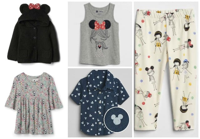 Disney Clothes at Gap
