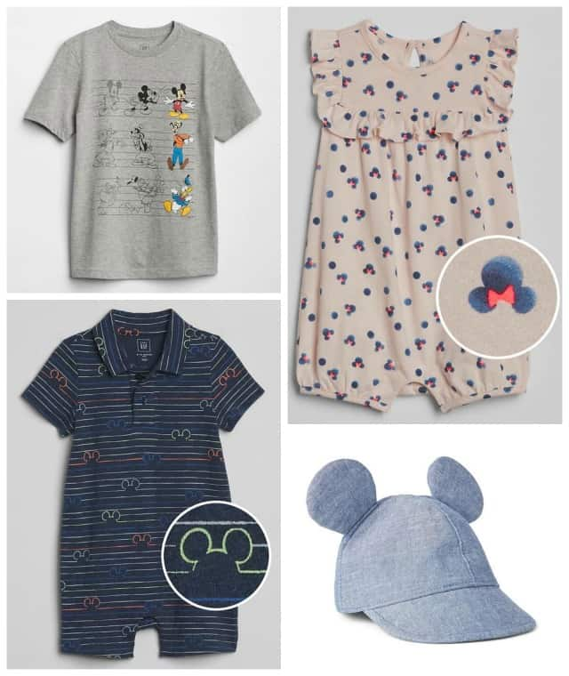 Gap Kids Disney Clothes