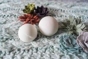 Headache Relief Bath Bomb Recipe