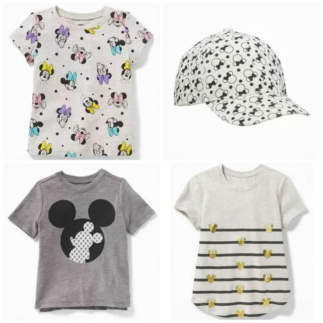 Old Navy Disney Clothes