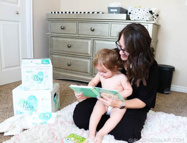 Pampers Pure Diapers and Wipes Review