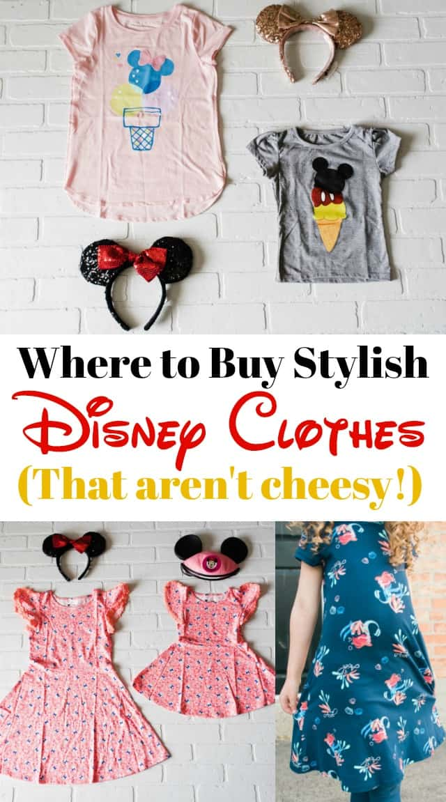 6e8be2720 Where to Buy Stylish Disney Clothes on www.girllovesglam.com
