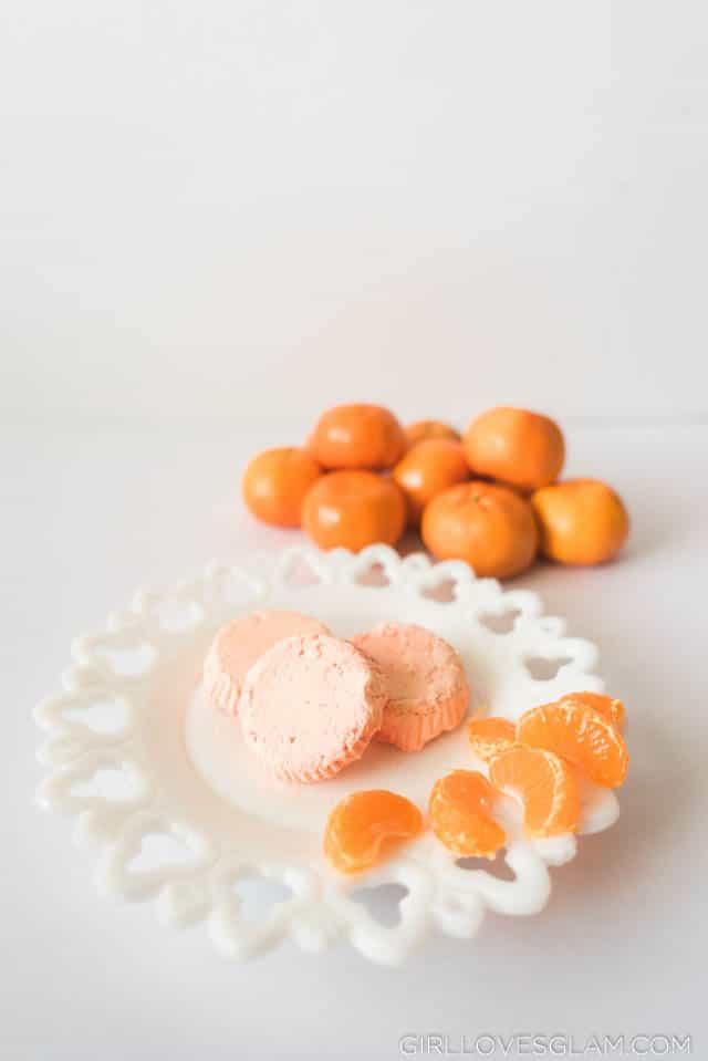 Citrus Shower Steamer Recipe