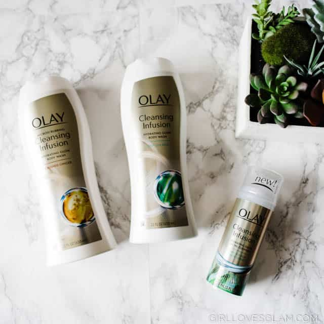 Olay Cleansing Infusions