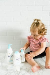 Dove Baby Review