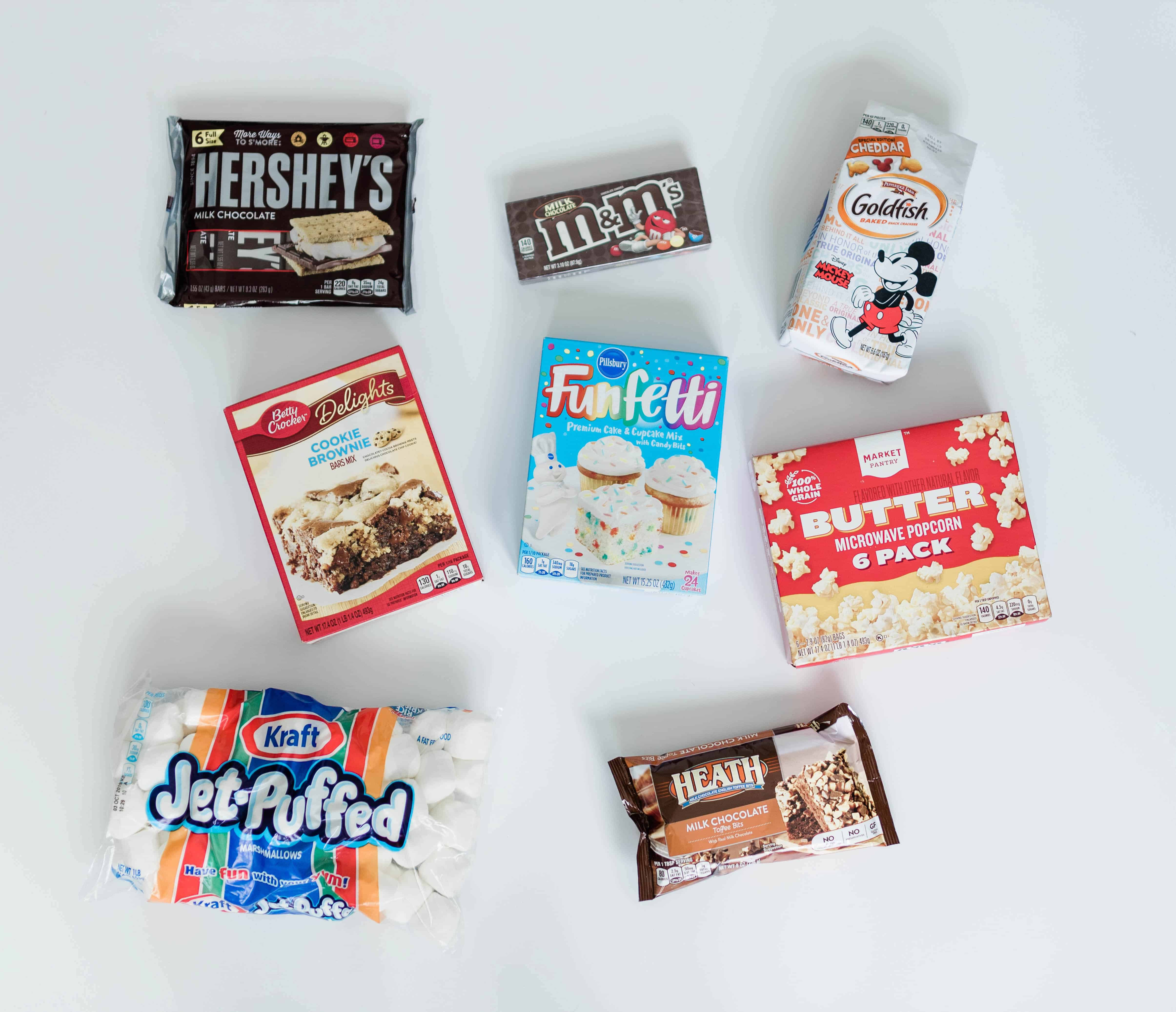Summer Snack Ideas