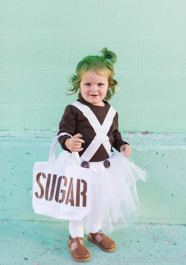 Oompa Loompa Costume For Girls Girl Loves Glam