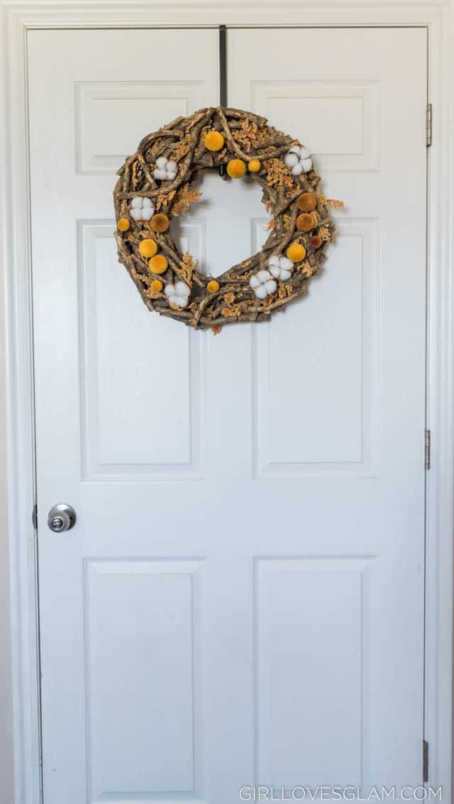 Modern Farmhouse Wreath Idea