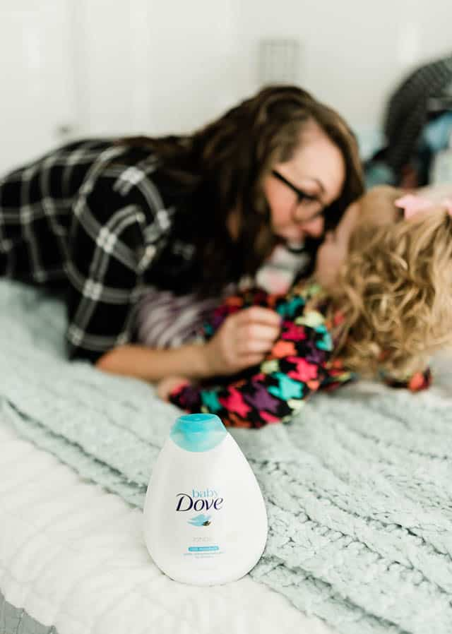 Baby Dove Products for real parenting