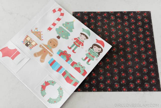 Christmas Classroom Game on www.girllovesglam.com