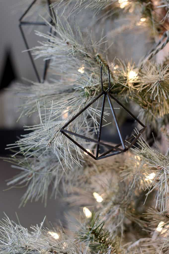 Himmeli Modern Christmas Ornaments