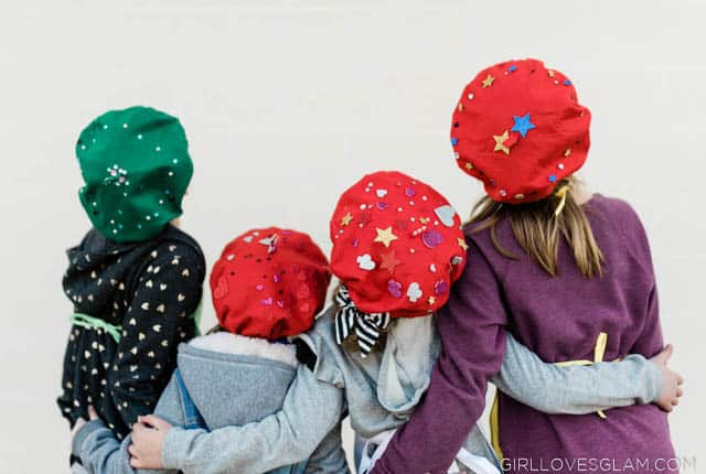 Art Party Beret Activity