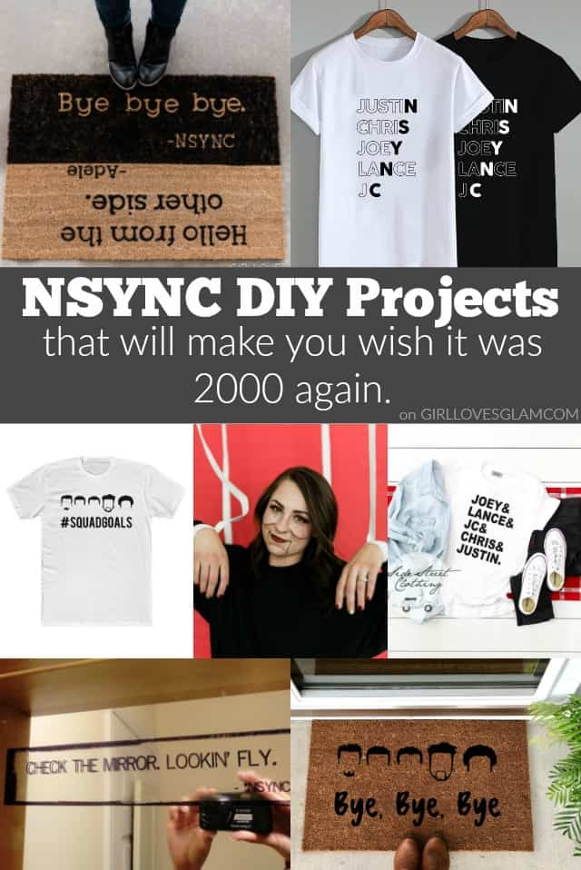 NSYNC DIY Projects